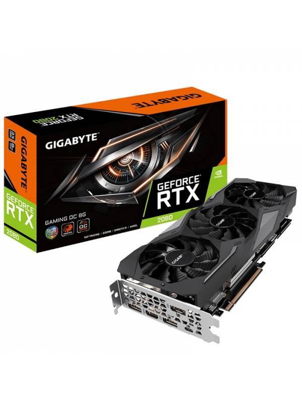 VGA RTX2080  8GB GDDR6 GIGABYT E RTX 2080 GAMING SUPER