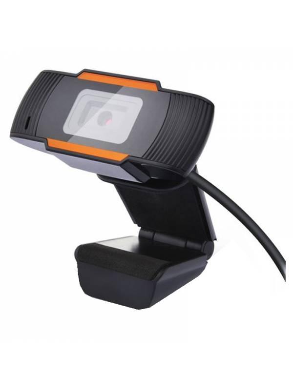 CAMARA WEB CAM 37 1080P USB NE GRA