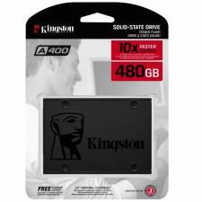 DISCO SSD  480GB KINGSTON SATA 3 SA400S37 SIN ADAPTADOR