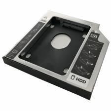 ADAPT. INTERNO HDD/SSD PARA    PORTATIL 9.5mm 3GO